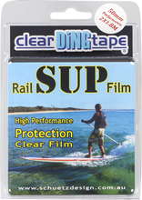 Stand Up Paddle - Ding Tape Sup Rail Film Kit 2qty50mmx1.8mpcs