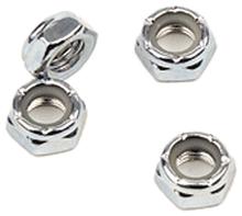 Standard - Axle Nut Silver (5 / 16 - 24)