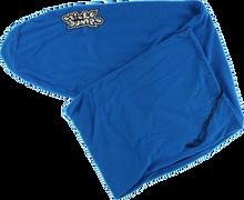 Sticky Bumps - Fleece Board Sock 10' Blue Longboard - Surfboard Boardbag