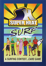 Super Heat - Heat Surf Card Game Sale
