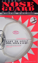 Surfco - Sup Combo (nose / Tail) Guard Kit Clear