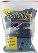 Surfco - Sup Rail Tape Smooth Clear