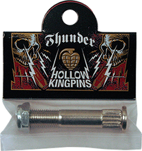 Thunder Trucks - Hollow Kingpin Silver