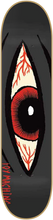 Toy Machine - Sect Eye Bloodshot Deck - 8.12 Ppp - Skateboard Deck