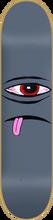 Toy Machine - Bloodshot Sect Face Deck - 8.12 - Skateboard Deck