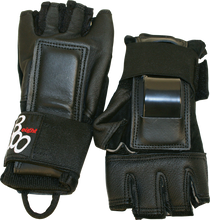 Triple Eight - 8 Hired Hands Gloves L - Black - Skateboard Pads