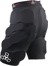 Triple Eight - 8 Bumsaver Xl - Black - Skateboard Pads