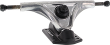 Volta - 180mm Raw / Blk - (Pair) Skateboard Trucks