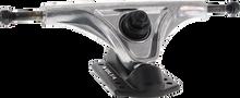 Volta - 150mm Raw / Blk - (Pair) Skateboard Trucks