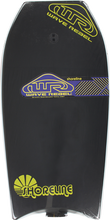 "Wave Rebel - Rebel Shoreline 42"" Blk Bodyboard"