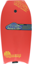 "Wave Rebel - Rebel Shoreline 42"" Red Bodyboard"