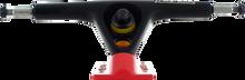 Z Products - - Flex Rkp 180mm 45Ì´åÁ Blk / Red Truck - (Pair) Skateboard Trucks