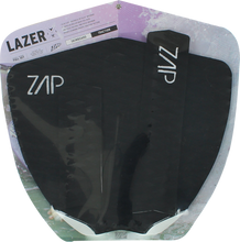 Zap - Lazer Tail / Arch Bar Set Blk - Surfboard Traction