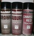 Sullivan's Touch-Ups Brown-Auburn-Smokem-Crimison