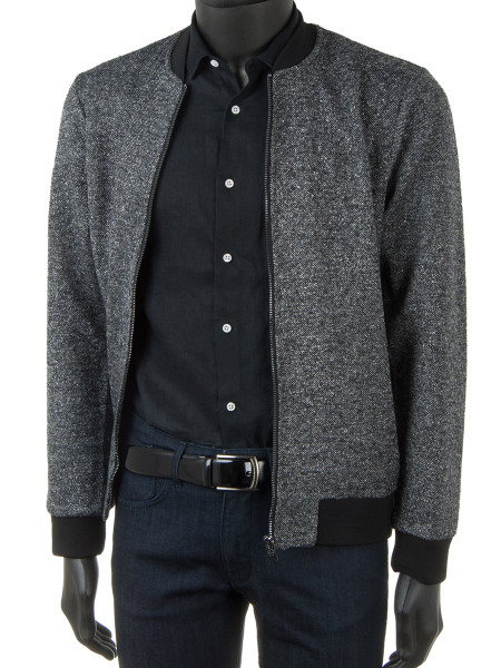 Black Pure Linen Shirt