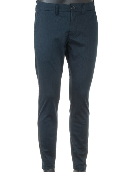 Dark Navy Chinos