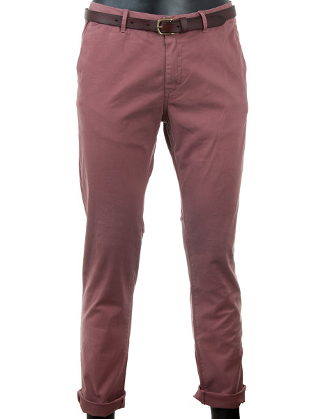 Old Rose Classic Chinos