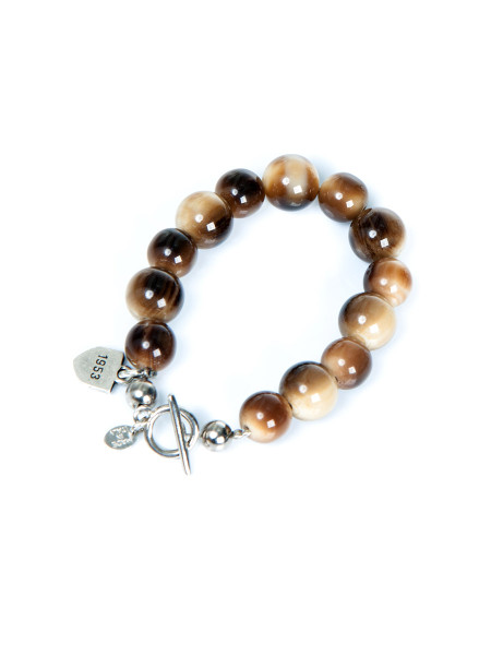 Large Beads Bracelet