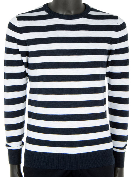 Striped Soft Pullover