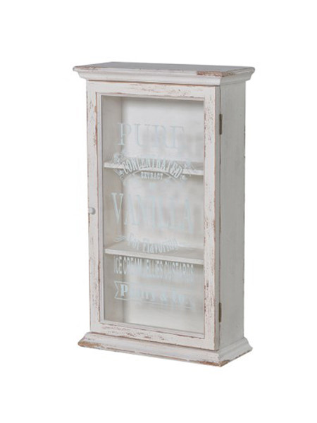 Winter White  Wall Cabinet