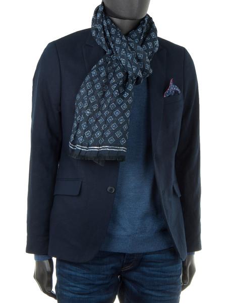 Ocean Blu Merino Wool Pullover