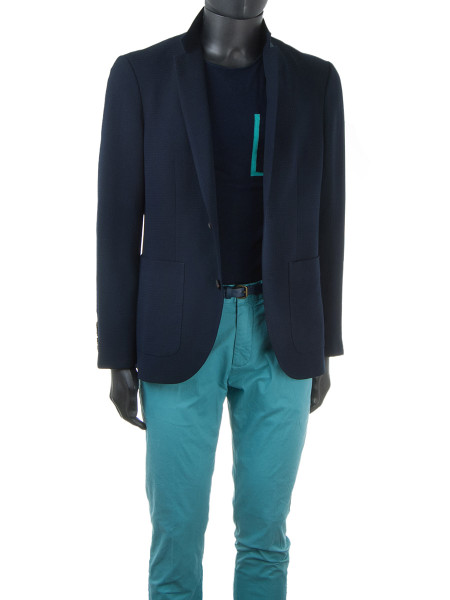 Light Navy Summer Blazer