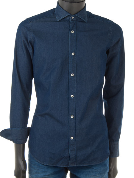 Indigo Super Soft Shirt