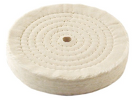 "8"" 12-Row Buffing Polishing Pad, 60/60, 80 Ply"