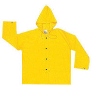 Premium Rain Jacket Wizard .28mm (Yellow) - X-Large