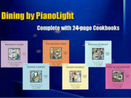 Dining By Pianolight -- Six Volume Boxed Set