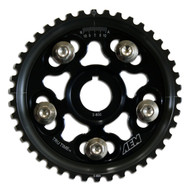 AEM - Tru-Time Adjustable Cam Gear (Black)
