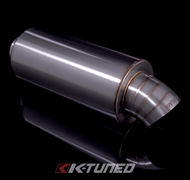 K-Tuned - Turndown Muffer