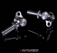 K-Tuned - Oil Cooler Fittings (Side And Rear) with Hose end