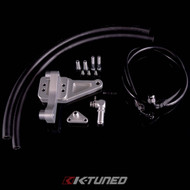 K-Tuned - Power Steering Relocation Kit