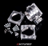 K-Tuned - 80mm K-Series Throttle Body - With RBC Adapter