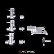 K-Tuned - RBC Upper Coolant Neck (basic w/ hose fitting)