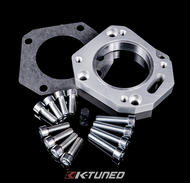 K-Tuned - RBC / RRC Dual Adapter (fits 62mm & 70mm w/ gasket)