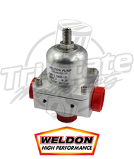 Weldon Racing - Teflon Diaphragm Fuel Pressure Regulator