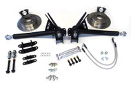 KS Tuned - Rear Trailer Arm Kit