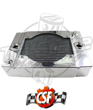 CSF - Universal Drag Radiator (with SPAL fan & kit)