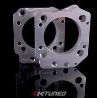 K-Tuned - ZDX Throttle Body Adapter