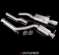 "K-Tuned - 9th Gen Civic Si - 3"" Exhaust"