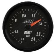 AEM - Analog Boost Gauge (Metric Measurement)