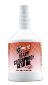Red Line - Red Line Heavy ShockProof Gear Oil Quart