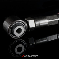 K-Tuned - Rear UCA / Camber Kit (Rubber Bushing) - EF/CRX/DA/EG/DC2/EK