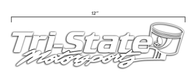 "TSM - 12"" Windshield Decal"