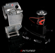 K-Tuned - Water Plate (Complete Kit w/ Electric Pump)