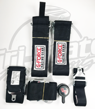 GForce - 5 point race harness