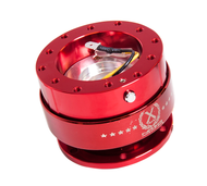 NRG - Quick Release GEN 2.0 (Red Body/Chrome Red Ring)