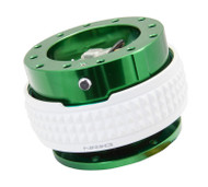 NRG - Quick Release PYRAMID GEN 2.1 (Green Body/Glow Ring)